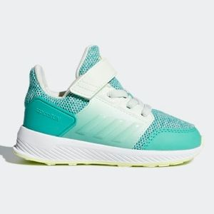 Adidas | Rapidarun Kids Shoes Shockmint/Aero Green